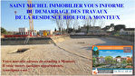Nouveau programme neuf RESIDENCE RIOUFOL MONTEUX - Appartement 39.50 m2 environ 1/3