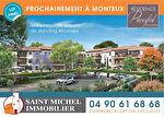 Nouveau programme neuf RESIDENCE RIOUFOL MONTEUX - Appartement 39.50 m2 environ 3/3