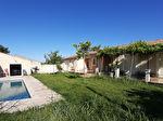 Villa sur les hauteurs de Carpentras avec piscine, sur 1113 m2 environ de terrain clos 1/11