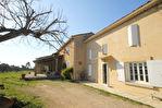 Mas en Vaucluse commune de Pernes Les Fontaines sur 18 000 m2 env. de terrain avec piscine 4/15