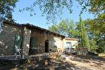 Villa à Aubignan en pierres apparentes sur terrain de 3800 m2 environ 1/12