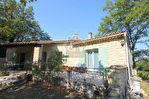 Villa à Aubignan en pierres apparentes sur terrain de 3800 m2 environ 2/12