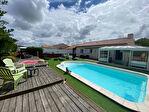 PONT SAINT MARTIN : Plain-pied de 110m2, 3 chambres, piscine 3/12