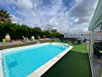 PONT SAINT MARTIN : Plain-pied de 110m2, 3 chambres, piscine 5/12