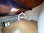 A LOUER ST MICHEL:T2 en mezzanine d'env 35m² 3/4