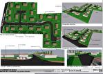 A Vendre Saint Hilaire Terrain lotissement 456 m2 1/3