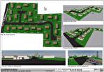 A Vendre Saint Hilaire Terrain lotissement 616 m² 1/2