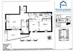 À vendre : Toulouse - Patte d'Oie / Arènes ; Appartement T3 71m²  / BALCON / PARKING S-S 6/8