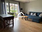 A LOUER : Appartement  T 3 pièce(s) 65 m2 meublé, TOULOUSE PATTE OIE , REZ-DE-JARDIN +PARKING 1/4