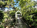 À louer : Maison T3 Meublée 44,97m²  , Toulouse / Côte Pavée , grand jardin 2/9