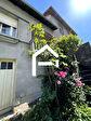 À louer : Maison T3 Meublée 44,97m²  , Toulouse / Côte Pavée , grand jardin 9/9