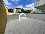 À louer : Appartement T3 64.87m² NEUF Toulouse , Compans-Caffarelli / Amidonniers + Terrasse 827.33€ CC 4/9
