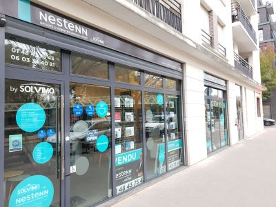 agence immobiliere Pantin