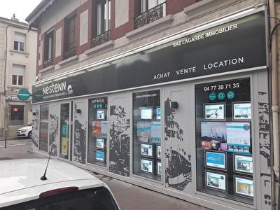 Immobilier Saint-Etienne-Bergson-Lagarde 42100 Nestenn