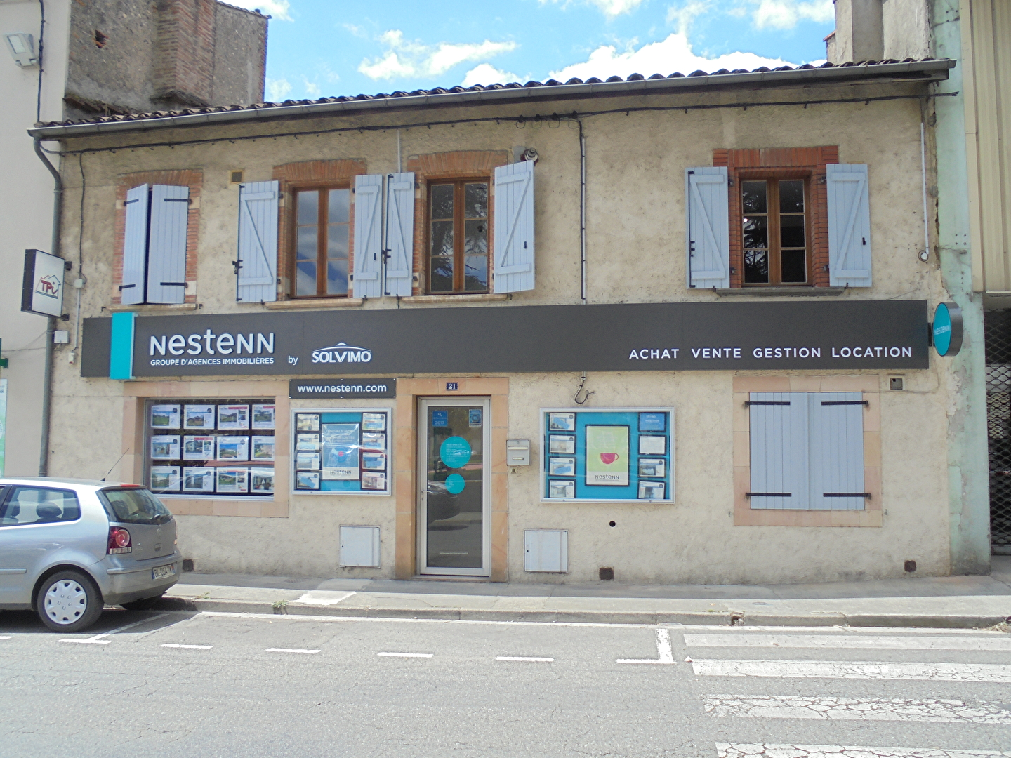 agence immobiliere Cazeres
