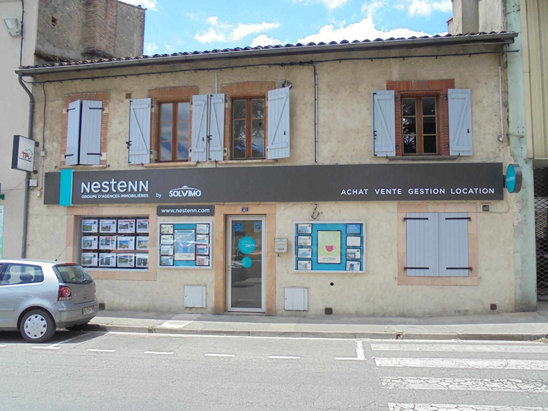 illustration Immobilier Cazeres 31220 Nestenn