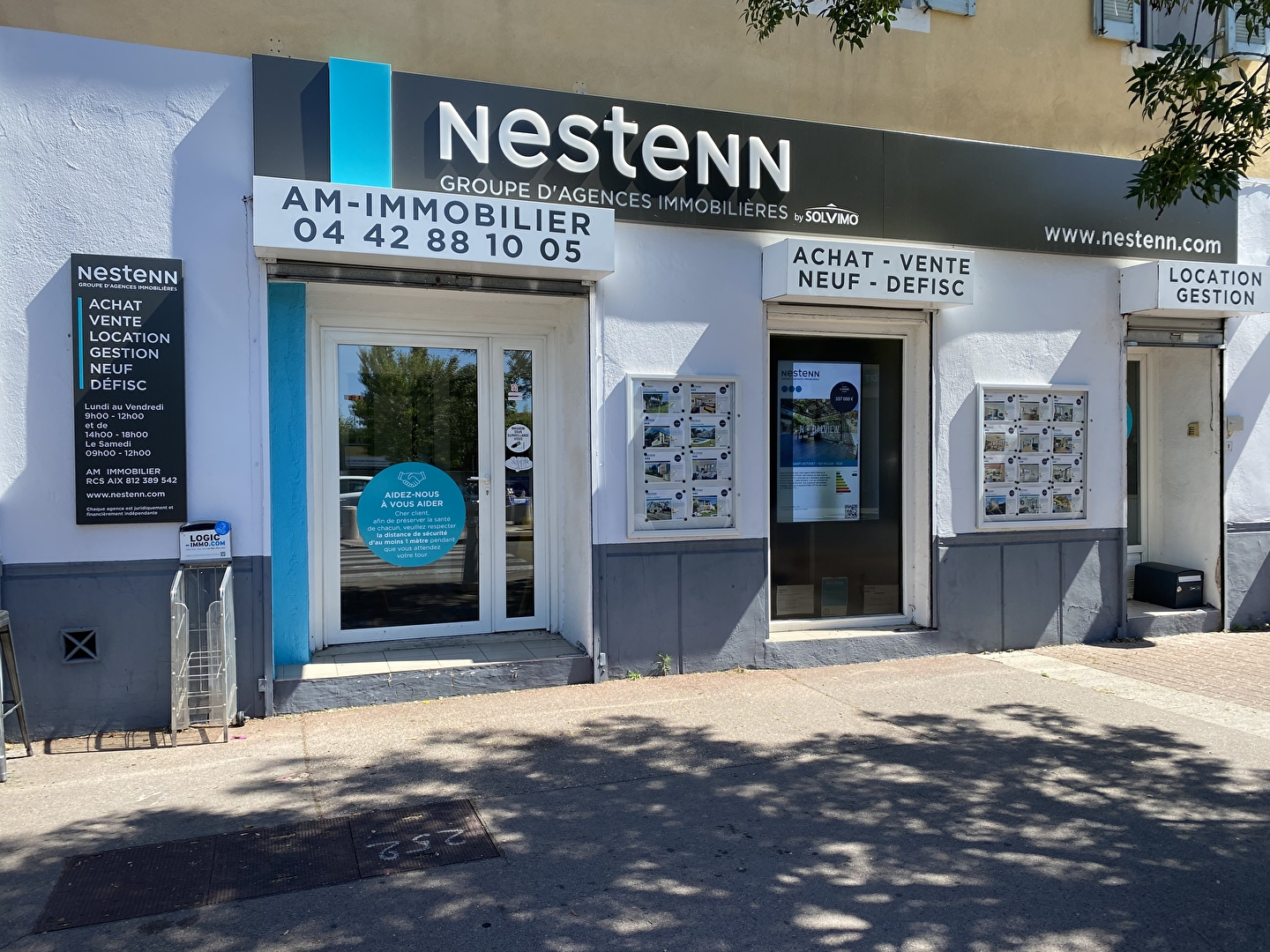 illustration Immobilier Marignane 13730 Nestenn