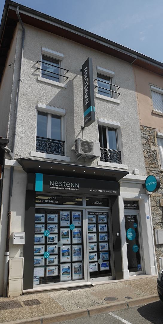 illustration Immobilier Heyrieux 38540 Nestenn