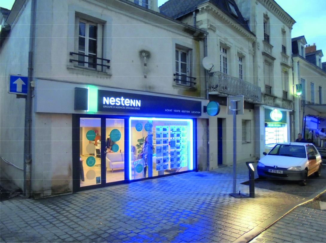 Immobilier Le Lion d Angers 49220 Nestenn