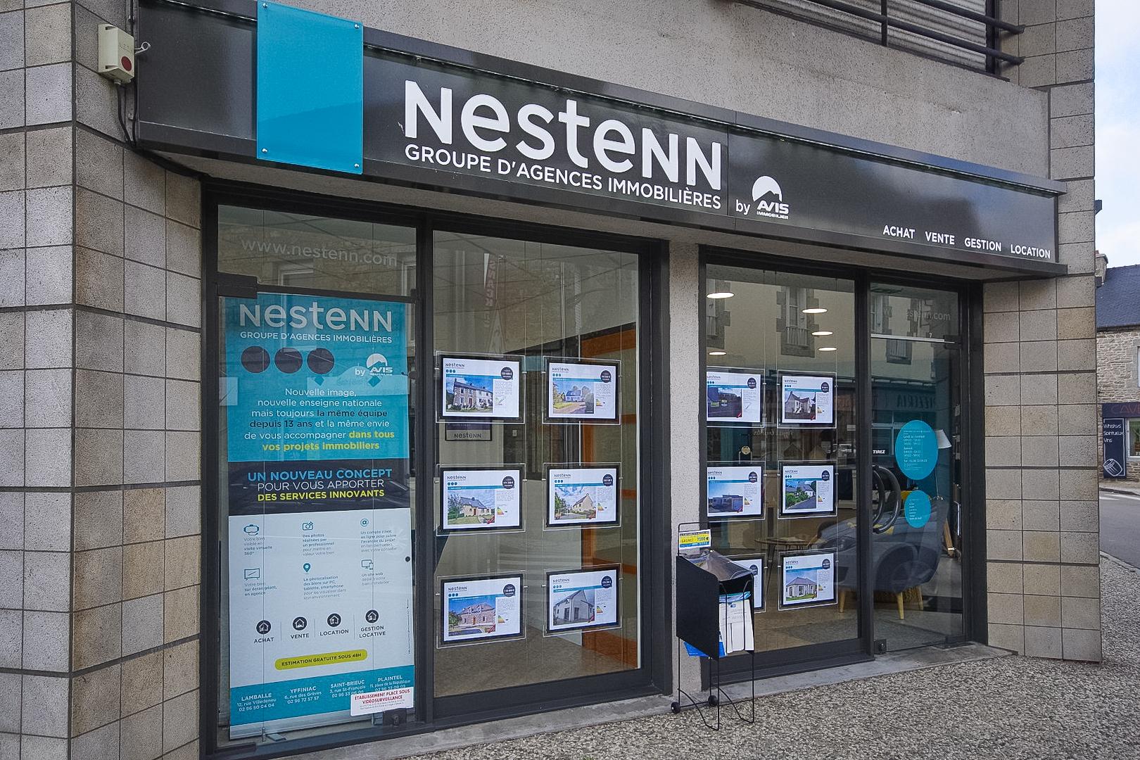 illustration Immobilier Plaintel 22940 Nestenn