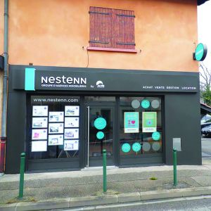 agence immobiliere Craponne