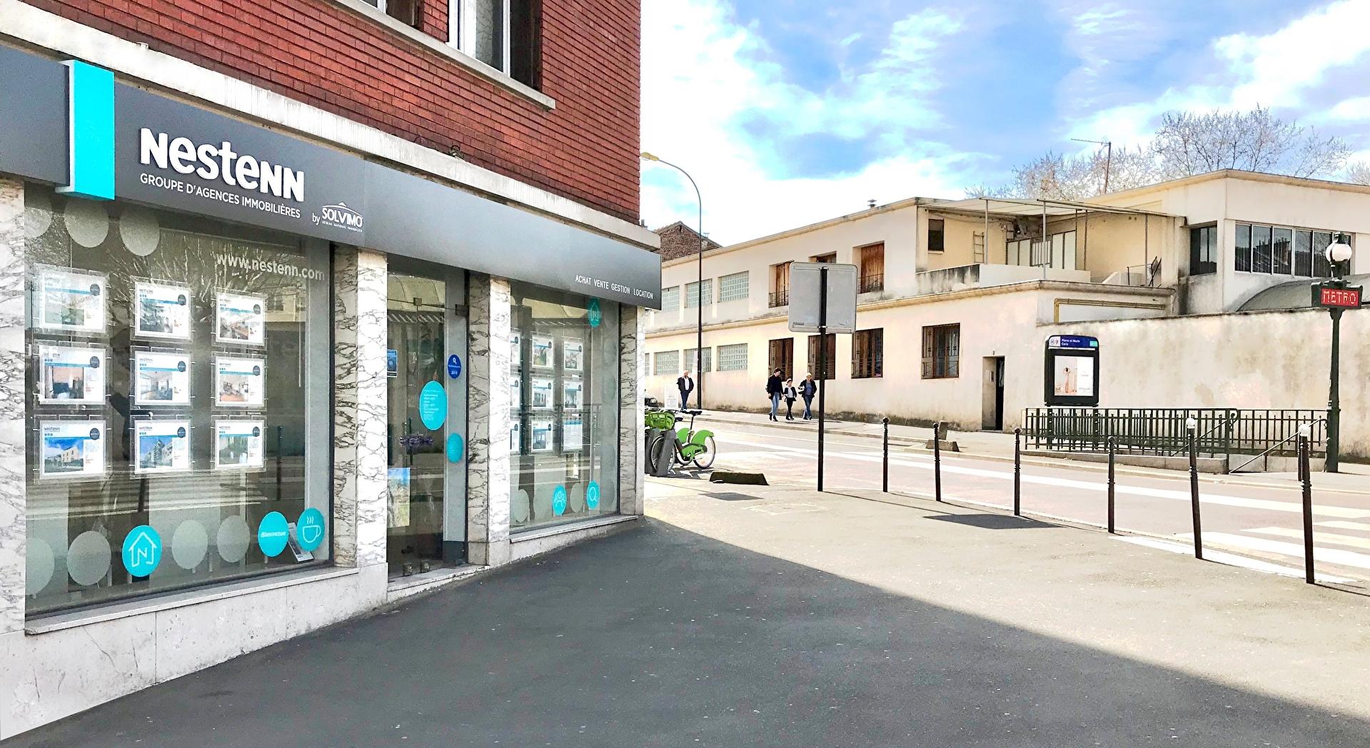 Immobilier Ivry-sur-Seine 94200 Nestenn