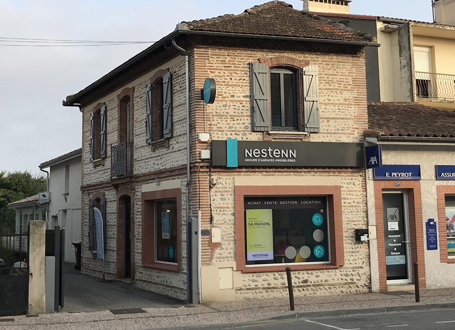 illustration Immobilier Muret 31600 Nestenn