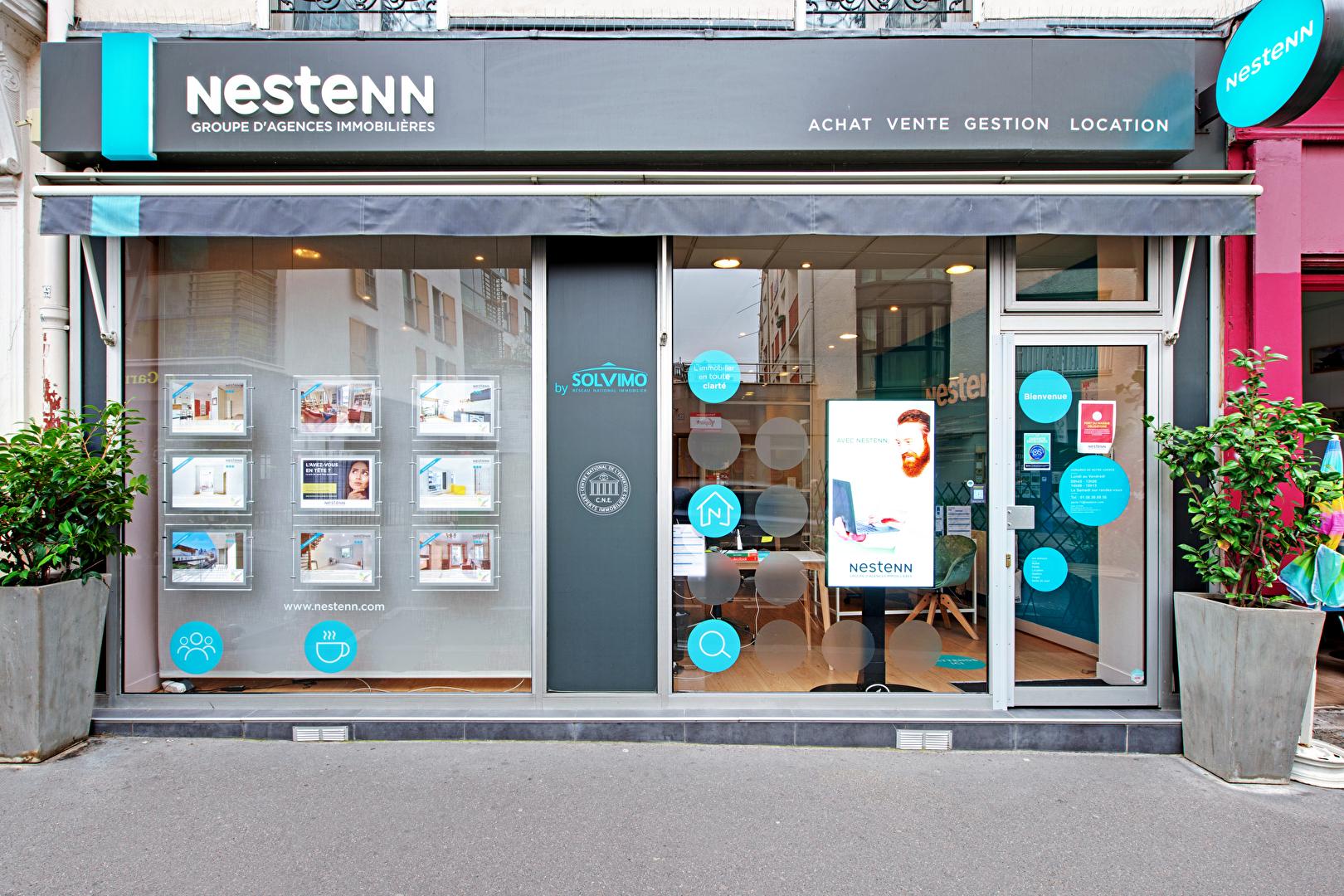 illustration Immobilier Paris 11 75011 Nestenn