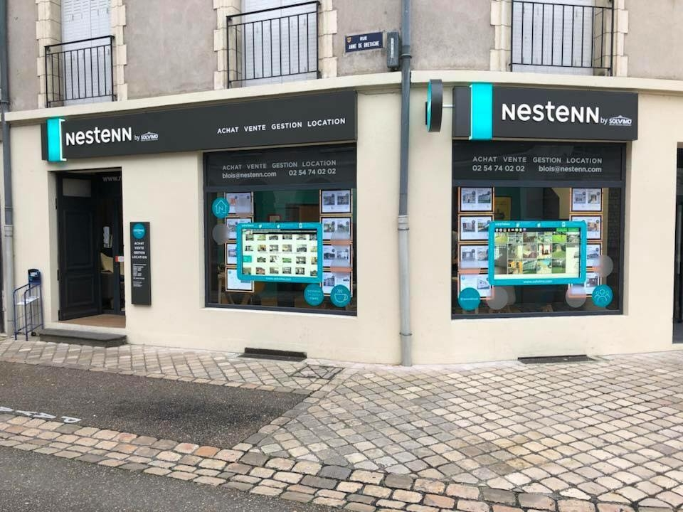 illustration Immobilier Blois 41000 Nestenn